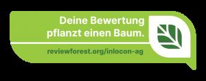 Review Forest Inlocon AG Bewertung Bäume pflanzen